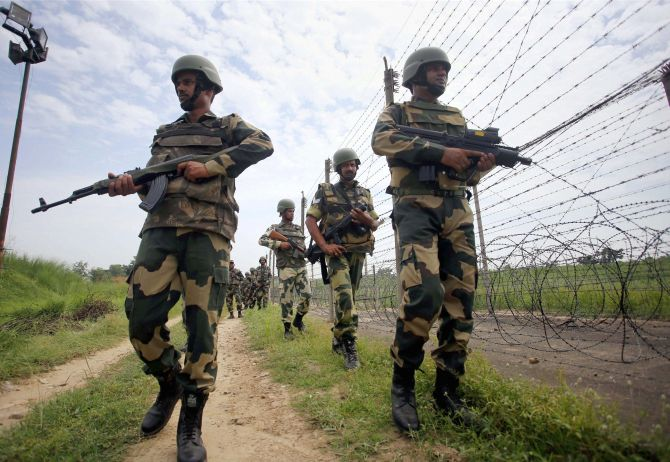 The Foremost Heroes of Indian Defence: BSF Day Special