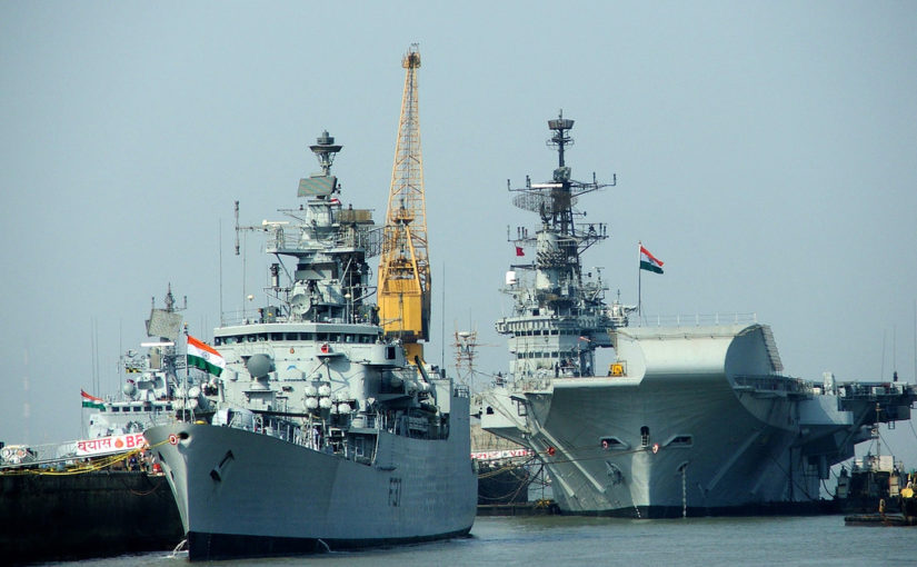 Development of Coastline Protection Forces in India – An Overview