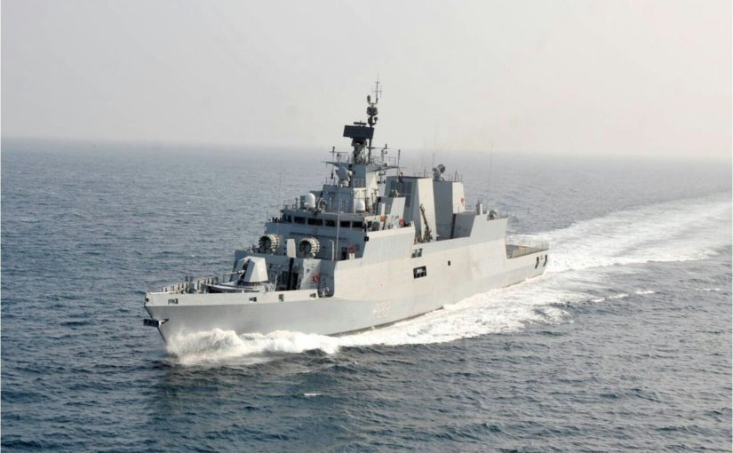 Indian Navy: Marching Towards Combat-Readiness for National Security