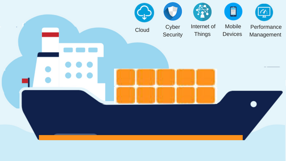 7 Technology Trends That are Shaping the Shipping Industry