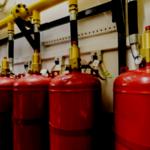 Novec 1230 Fire Suppression System: SHM Perspective