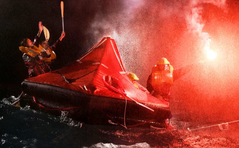 Pyrotechnics – Ensuring Maritime Rescue in Emergencies