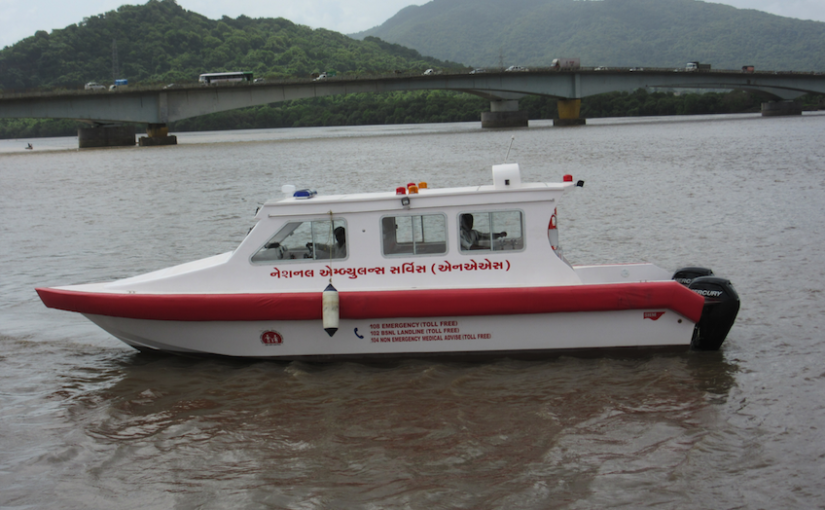 Ambulance Boats: Saving Lives 24×7