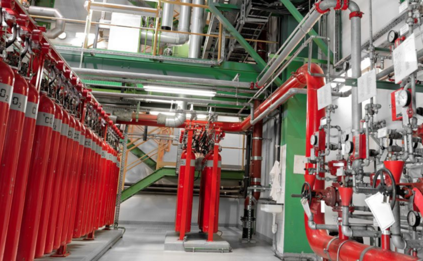 The Most Popular Clean Agent Fire Suppression Systems