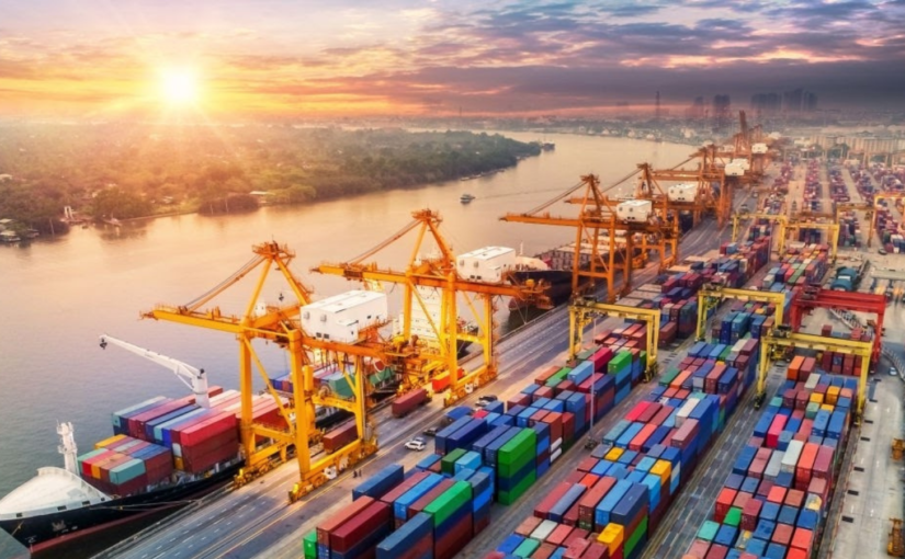 The Changing Trends of Maritime Logistics