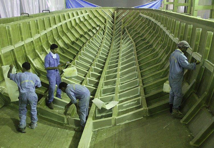 Boat Manufacture