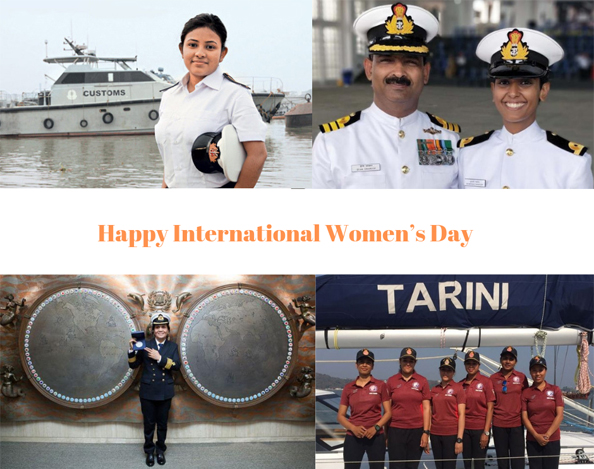 Pioneering Indian Women in the Maritime World