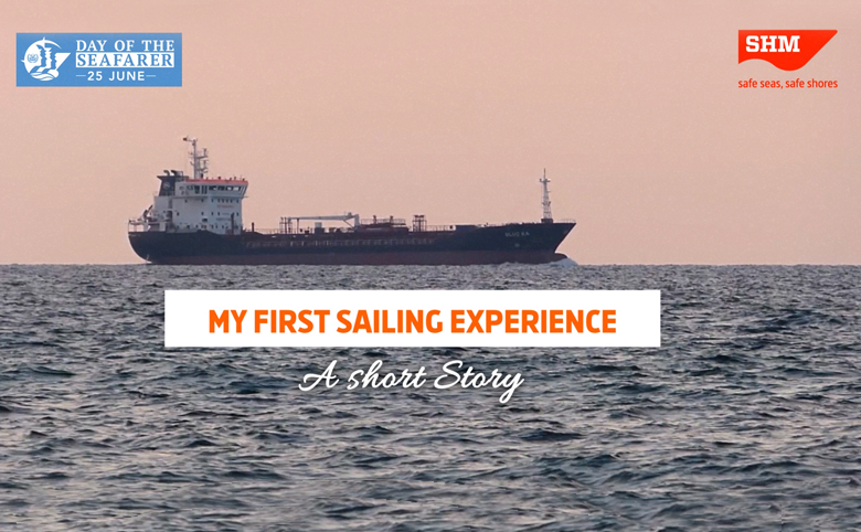 My First Sailing Experience – A Story. Day of the Seafarer 2018.