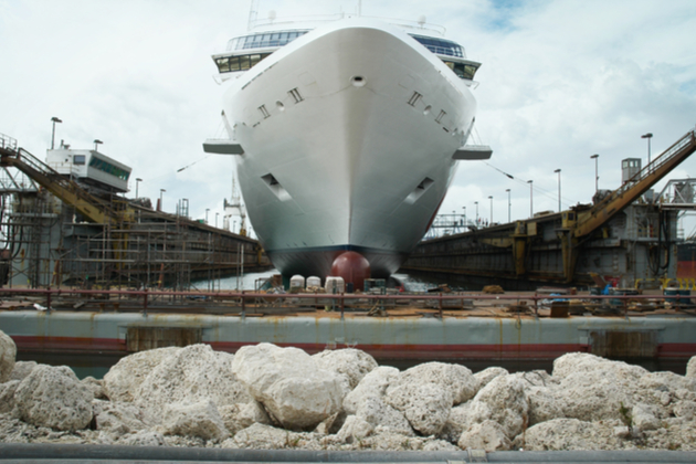 Dry Docking – Procedure, Scope, and Advantages